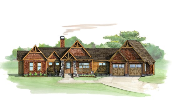 Red Clay Retreat - Natural Element Homes